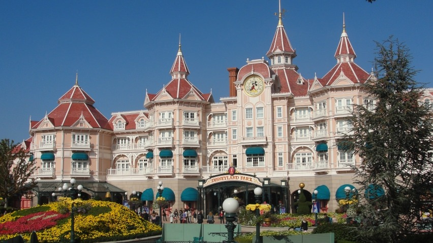 Disney Hotel in Disneyland Parijs