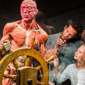 Ticket BODY WORLDS